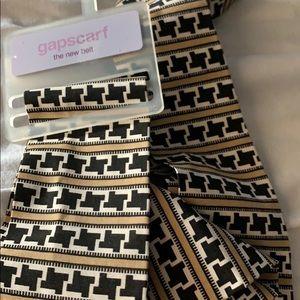 New Gap scarf belt